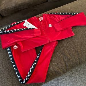 BRAND NEW KAPPA WOMEN'S 2 PIECE SET